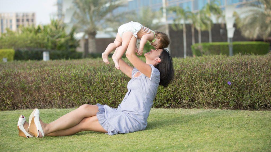 relazione primaria madre-bambino