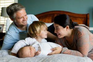 Costruire una relazione genitori figli