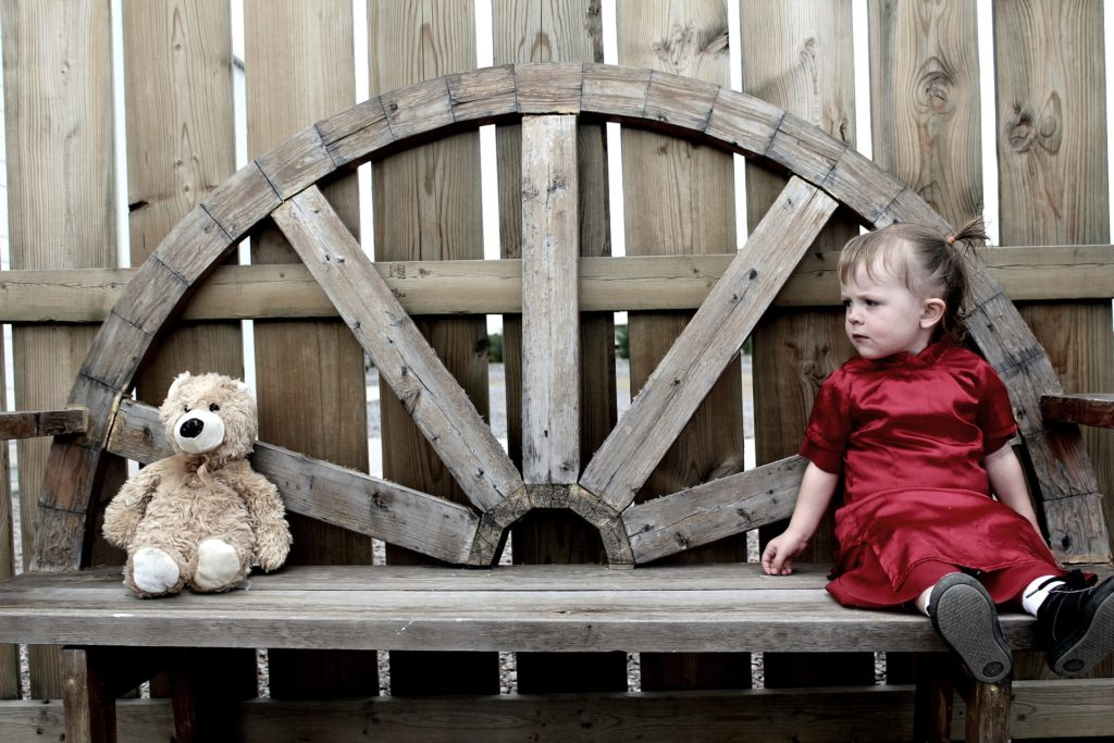 ansia nei bambini